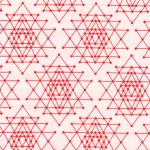 "Ткань для пэчворк (50x55см) 17457-143 из коллекции ""Palm Canyon"" ""Robert Kaufman""(США)"