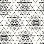 "Ткань для пэчворк (50x55см) 17457-2 из коллекции ""Palm Canyon"" ""Robert Kaufman""(США)"