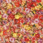 """Ткань для пэчворк (50x55см) 17882-238 из коллекции """"Renoir"""" """"Robert Kaufman""""(США)"""