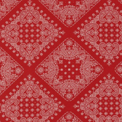 """Ткань для пэчворк (50x55см) 82103D2-2 из коллекции """"Sevenberry Bandana"""" """"Robert Kaufman""""(США)"""