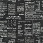 "Ткань для пэчворк (50x55см) 83020D1-5 из коллекции ""Sevenberry in the press"" ""Robert Kaufman""(США)"