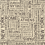 "Ткань для пэчворк (50x55см) 83020D2-2 из коллекции ""Sevenberry in the press"" ""Robert Kaufman""(США)"
