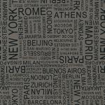 "Ткань для пэчворк (50x55см) 83020D2-3 из коллекции ""Sevenberry in the press"" ""Robert Kaufman""(США)"