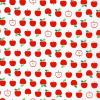 """Ткань для пэчворк (50x55см) SB-850133D1-1 из коллекции """"Sevenberry Mini Prints"""" """"Robert Kaufman""""(США)"""