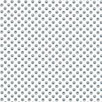 "Ткань для пэчворк (50x55см) 82052D1-1 из коллекции ""Sevenberry petite foulard"" ""Robert Kaufman""(США)"