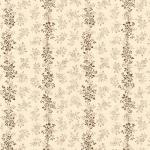 """Ткань для пэчворк (50x55см) 6131D3-1 из коллекции """"Sevenberry petite garden"""" """"Robert Kaufman""""(США)"""