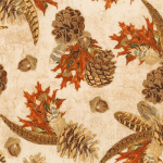 """Ткань для пэчворк (50x55см) 17454-196 из коллекции """"Оттенки сезона"""" """"Robert Kaufman""""(США)"""