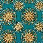 """Ткань для пэчворк (50x55см) 17682-213 из коллекции """"Terracina"""" """"Robert Kaufman""""(США)"""