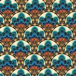 """Ткань для пэчворк (50x55см) 17683-201 из коллекции """"Terracina"""" """"Robert Kaufman""""(США)"""