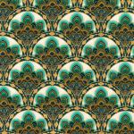 """Ткань для пэчворк (50x55см) 17683-213 из коллекции """"Terracina"""" """"Robert Kaufman""""(США)"""
