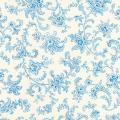 """Ткань для пэчворк (50x55см) 16898-63 из коллекции """"Victoria gardens"""" """"Robert Kaufman""""(США)"""