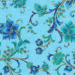 "Ткань для пэчворк (50x55см) 17050-4 из коллекции ""Villa Romana"" ""Robert Kaufman""(США)"