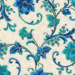 "Ткань для пэчворк (50x55см) 17050-78 из коллекции ""Villa Romana"" ""Robert Kaufman""(США)"