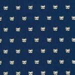 "Ткань для пэчворк (50x55см) 17973-9 из коллекции ""Whiskers and Tails"" ""Robert Kaufman""(США)"