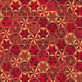 """Ткань для пэчворк (50x55см) 15188-3 из коллекции """"Winters Grandeur"""" """"Robert Kaufman""""(США)"""