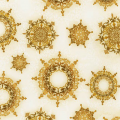 """Ткань для пэчворк (50x55см) 15886-133 из коллекции """"Winters Grandeur"""" """"Robert Kaufman""""(США)"""