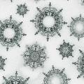 """Ткань для пэчворк (50x55см) 15886-186 из коллекции """"Winters Grandeur"""" """"Robert Kaufman""""(США)"""