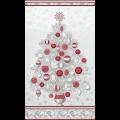 """Ткань для пэчворк (60x110см) 16580-277 из коллекции """"Winters Grandeur"""" """"Robert Kaufman""""(США)"""