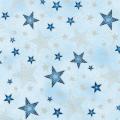 """Ткань для пэчворк (50x55см) 16584-254 из коллекции """"Winters Grandeur"""" """"Robert Kaufman""""(США)"""