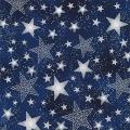 """Ткань для пэчворк (50x55см) 16584-80 из коллекции """"Winters Grandeur"""" """"Robert Kaufman""""(США)"""