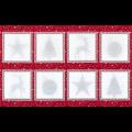 """Ткань для пэчворк (60x110см) 16588-277 из коллекции """"Winters Grandeur"""" """"Robert Kaufman""""(США)"""