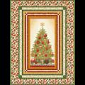"""Ткань для пэчворк (60x110см) 17324-223 из коллекции """"Winters Grandeur"""" """"Robert Kaufman""""(США)"""