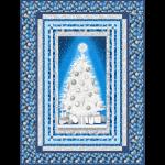 """Ткань для пэчворк (60x110см) 17324-80 из коллекции """"Winters Grandeur"""" """"Robert Kaufman""""(США)"""