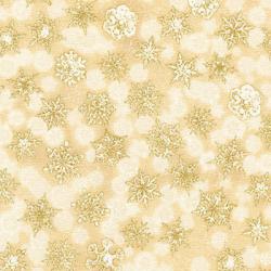 """Ткань для пэчворк (50x55см) 17326-15 из коллекции """"Winter's Grandeur"""" """"Robert Kaufman""""(США)"""