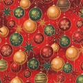 """Ткань для пэчворк (50x55см) 17327-3 из коллекции """"Winters Grandeur"""" """"Robert Kaufman""""(США)"""