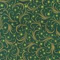 """Ткань для пэчворк (50x55см) 17328-224 из коллекции """"Winters Grandeur"""" """"Robert Kaufman""""(США)"""