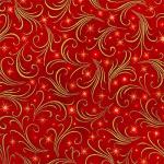"""Ткань для пэчворк (50x55см) 18380-3 из коллекции """"Winters Grandeur"""" """"Robert Kaufman""""(США)"""