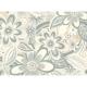 """Ткань для пэчворк (50x55см) 23567MUL из коллекции """"Misty large floral"""" """"Red Rooster fabrics"""""""