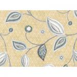 """Ткань для пэчворк (50x55см) 23568BEI из коллекции """"Misty large floral"""" """"Red Rooster fabrics"""""""