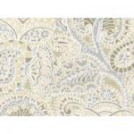 """Ткань для пэчворк (50x55см) 23570BEI из коллекции """"Misty large floral"""" """"Red Rooster fabrics"""""""