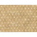 "Ткань для пэчворк (50x55см) 23573TAN из коллекции ""Misty large floral"" ""Red Rooster fabrics"""
