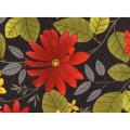 "Ткань для пэчворк (60x110см) 23641BLA из коллекции ""Nordic Visions"" ""Red Rooster fabrics"""