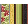 "Ткань для пэчворк (60x110см) 23642MUL из коллекции ""Nordic Visions"" ""Red Rooster fabrics"""