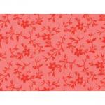 "Ткань для пэчворк 24086RED из коллекции ""Attic treasures"" ""Red Rooster fabrics"""