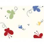 "Ткань для пэчворк 24306MUL из коллекции ""Vintage play"" ""Red Rooster fabrics"""