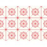 """Ткань для пэчворк (60x110см) 24777PIN из коллекции """"Primrose sands"""""""