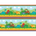 "Ткань для пэчворк (60x110см) 25012MUL из коллекции ""Stomp"""