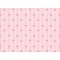"""Ткань для пэчворк (50x55см) 25044PIN из коллекции """"Basically hugs"""""""