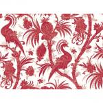 """Ткань для пэчворк (60x110см) 25138CRERED из коллекции """"Bombay"""""""