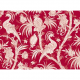 "Ткань для пэчворк (60x110см) 25138RED из коллекции ""Bombay"""