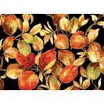 """Ткань для пэчворк (60x110см) 25177BLA из коллекции """"Bountiful harvest"""""""