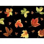 """Ткань для пэчворк (60x110см) 25178BLA из коллекции """"Bountiful harvest"""""""