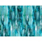 "Ткань для пэчворк (50x55см) 25294BLU из коллекции ""Root and fly"" ""Red Rooster Fabrics"""
