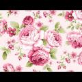 """Ткань для пэчворк (60x110см) 25374MDPIN из коллекции """"Symphony rose"""""""
