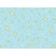 """Ткань фланель (60x110см) 25403BLU1F из коллекции """"Finch and friends"""" """"Red Rooster fabrics""""(США)"""