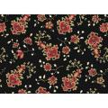 "Ткань для пэчворк (50x55см) 25474BLA из коллекции ""Classic Elegance"""